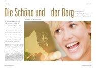 TV-Frau Eva Nidecker - outdoor guide