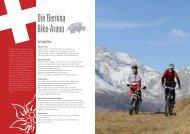 Die Bernina Bike-Arena - outdoor guide