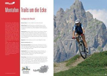 Montafon in Vorarlberg - outdoor guide