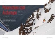 Hautnah: Skitouren in Island - outdoor guide