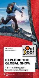 OutDoor 2011 | Informations pour les visiteurs