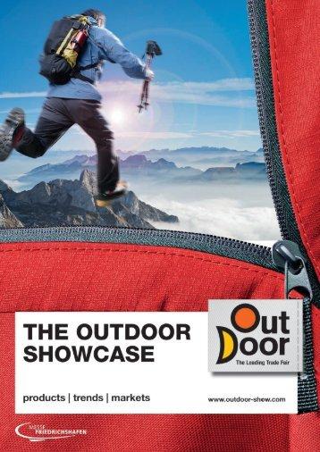 THE OUTDOOR SHOWCASE 2011