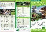 Flyer WW-Steig ÖPNV - Outdoor-Touristik