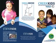 Brochure - Alabama Department of Conservation and Natural ...
