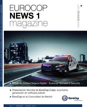 0 - EuroCop News 1 (Portada, Sumario, Editorial).qxd