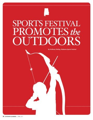 by Anthony terling, Alabama Sports Festival - Alabama Department ...