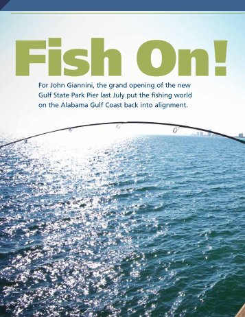 Fish On! - Alabama Department of Conservation and Natural ...