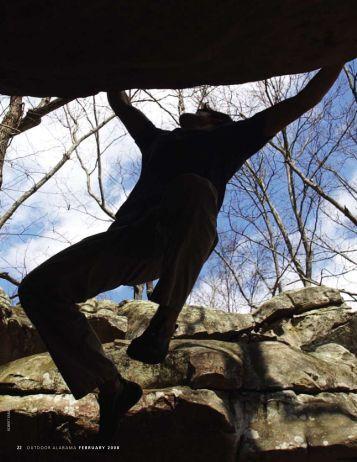 Climbing Alabama