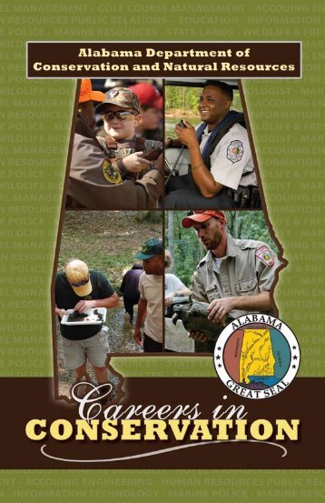 Careers in Conservation - Alabama Department of Conservation ...