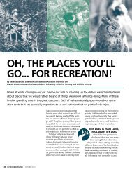 Oh, thE PlACES YOu'll gO... FOr rECrEAtiOn! - Alabama Department ...