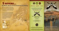 5 Rivers Brochure - Alabama Department of Conservation and ...
