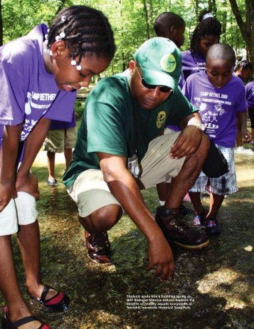 Creek Kids - Alabama Department of Conservation and Natural ...