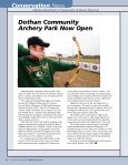 Conservation News - Alabama Department of Conservation and ... - Page 3