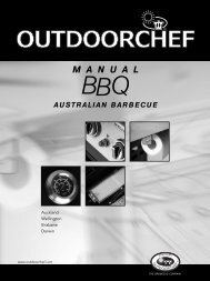 Manual australische Grills 2010:Layout 1 - Outdoorchef.com