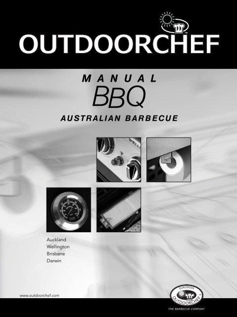 Manual australische Grills 2010:Layout 1 - Outdoorchef.com
