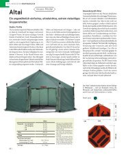 klicken für weitere Infos im PDF Format. - Outdoorfeeling.com