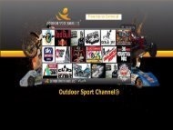 Dia 1 - Outdoor Sport Channel