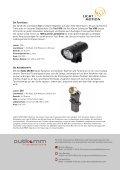 PM Light&Motion Sicherheit im Strassenverkehr CH - Page 3
