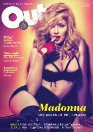 Madonna - Out In The City
