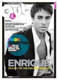 August 07 issue - Out In The City