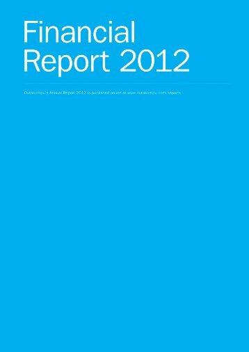 Financial Report 2012 - Outokumpu