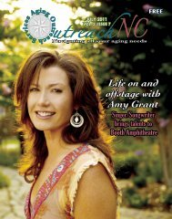 July 2011 - OutreachNC Magazine