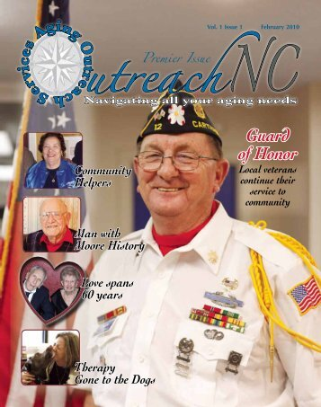 February 2010 - OutreachNC Magazine