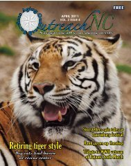 April 2011 - OutreachNC Magazine