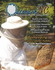 September 2010 - OutreachNC Magazine