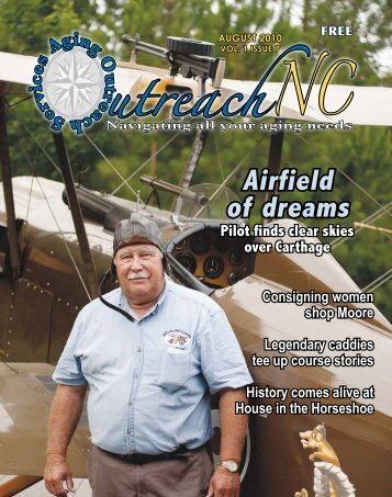 August 2010 - OutreachNC Magazine