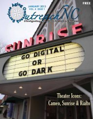 utreachNC - OutreachNC Magazine