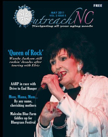 May 2011 - OutreachNC Magazine