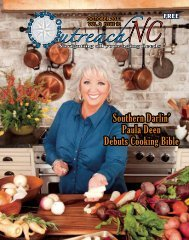 October 2011 - OutreachNC Magazine