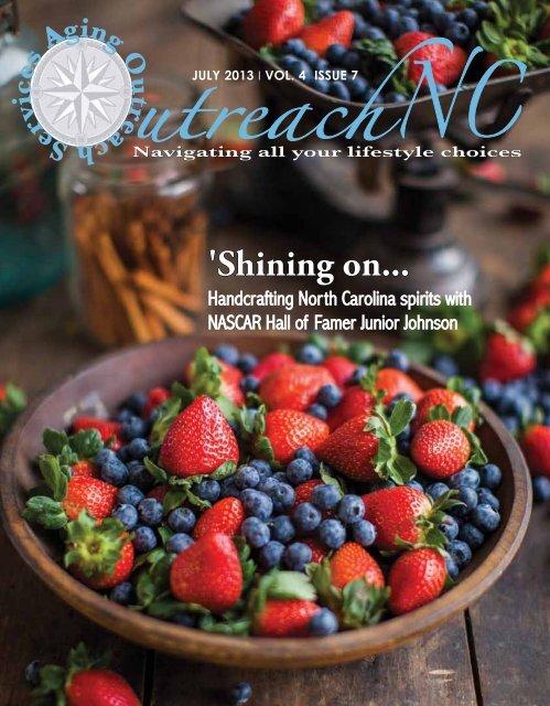 July 2013 - OutreachNC Magazine