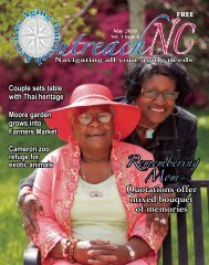 May 2010 - OutreachNC Magazine