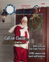 Call'em Claus - OutreachNC Magazine