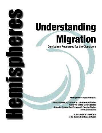 Full Unit on Migration - Outreach World