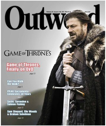 Game of Thrones, Finally on DVD - Outword Magazine