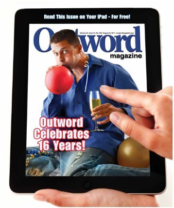 Outword Celebrates 16 Years! - Outword Magazine