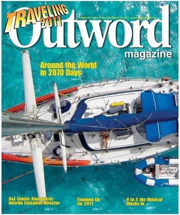 Around the World in 2070 Days - Outword Magazine
