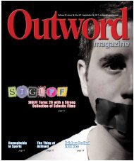 SIGLFF Turns 20 with a Strong Collection of Eclectic Films - Outword ...