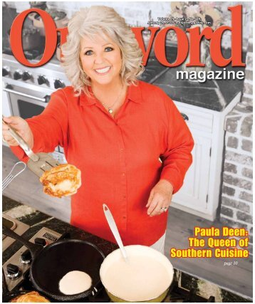 Paula Deen: The Queen of Southern Cuisine - Outword Magazine