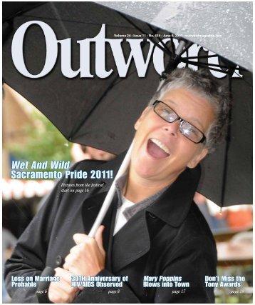 Wet And Wild Sacramento Pride 2011! - Outword Magazine