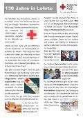 130 Jahre in Lehrte - DRK Lehrte - Page 3
