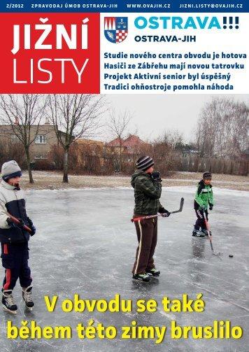 číslo 2 - Ostrava-JIH