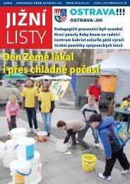 číslo 4 - Ostrava-JIH