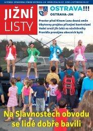 Jižní listy 06/2013 - Ostrava-JIH