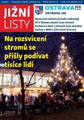 číslo 12 - Ostrava-JIH