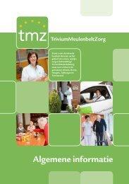 Bekijk algemene folder van TriviumMeulenbelZorg - Overtuigende ...