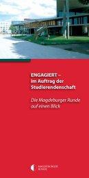 Kompendium der Magdeburger Runde der Otto-von-Guericke ...
